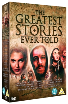 The Greatest Stories Ever Told, DVD DVD