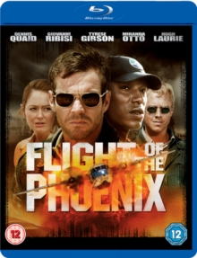 Flight of the Phoenix, Blu-ray  BluRay