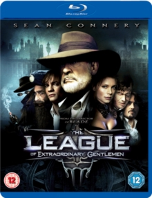The League of Extraordinary Gentlemen, Blu-ray