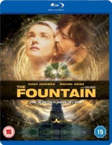The Fountain, Blu-ray