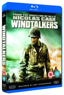 Windtalkers, Blu-ray  BluRay