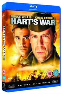 Hart's War, Blu-ray  BluRay