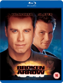 Broken Arrow, Blu-ray  BluRay