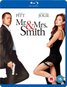 Mr and Mrs Smith, Blu-ray