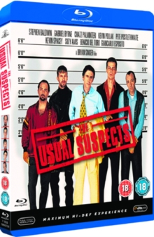 The Usual Suspects, Blu-ray
