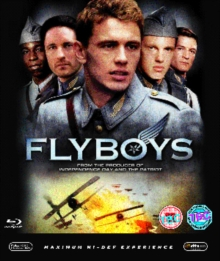Flyboys, Blu-ray  BluRay