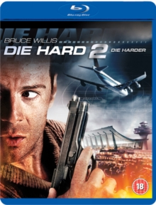 Die Hard 2 - Die Harder, Blu-ray