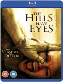 The Hills Have Eyes, Blu-ray