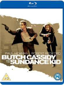 Butch Cassidy and the Sundance Kid, Blu-ray