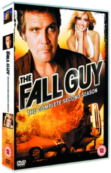 The Fall Guy: The Complete Second Season, DVD DVD