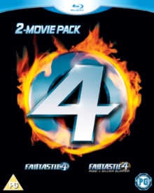 Fantastic 4/Fantastic 4: Rise of the Silver Surfer, Blu-ray