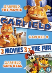 Garfield Collection, DVD  DVD