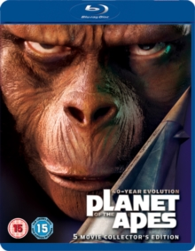Planet of the Apes Collection, Blu-ray