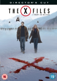 The X Files Movie: I Want to Believe (Director's Cut), DVD