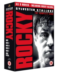 Rocky: The Complete Saga, DVD