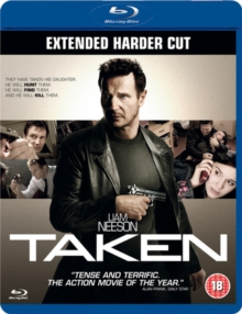 Taken, Blu-ray  BluRay