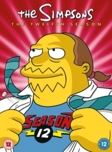 The Simpsons: Complete Season 12, DVD DVD