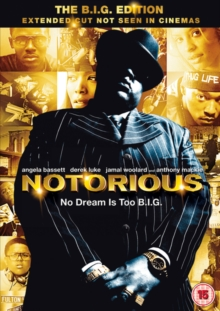 Notorious, DVD