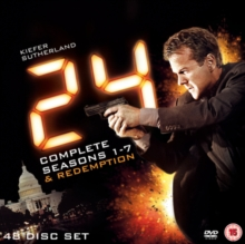 24: Seasons 1-7 and Redemption, DVD