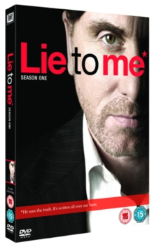 Lie to Me: Season 1, DVD