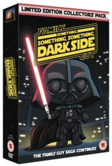 Family Guy: Something, Something, Something, Dark Side, DVD