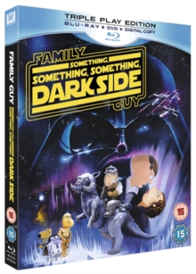 Family Guy: Something, Something, Something, Dark Side, Blu-ray  BluRay
