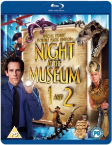 Night at the Museum/Night at the Museum 2, Blu-ray