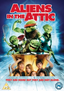 Aliens in the Attic, DVD  DVD