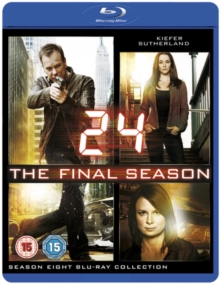 24: Season 8 - The Final Season, Blu-ray