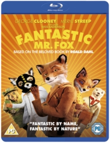 Fantastic Mr. Fox, Blu-ray