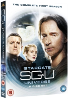 Stargate Universe: The Complete Season 1, DVD