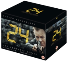 24: The Complete Series - Seasons 1-8 and Redemption, DVD