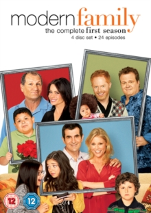 Modern Family: The Complete First Season, DVD DVD
