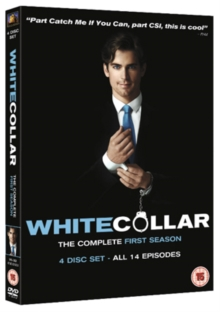 White Collar: Season 1, DVD