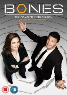Bones: The Complete Fifth Season, DVD