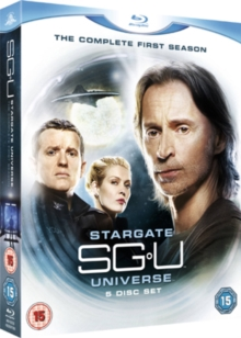 Stargate Universe: The Complete Season 1, Blu-ray