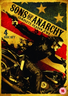 Sons of Anarchy: Complete Season 2, DVD