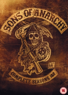Sons of Anarchy: Complete Seasons 1 and 2, DVD
