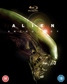 Alien Anthology, Blu-ray