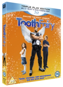 Tooth Fairy, Blu-ray  BluRay