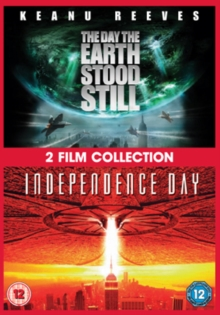 The Day the Earth Stood Still/Independence Day, DVD