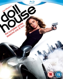 Dollhouse: Complete Seasons 1 and 2, Blu-ray
