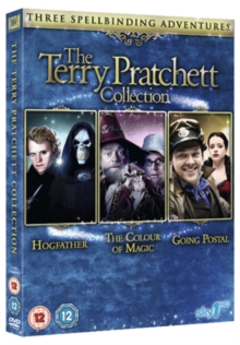 Terry Pratchett Collection, DVD