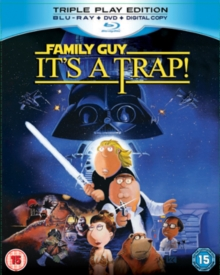 Family Guy Presents: It's a Trap, Blu-ray