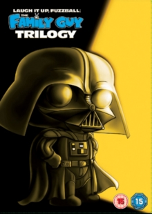 Family Guy Star Wars Trilogy - Laugh It Up Fuzzball, DVD