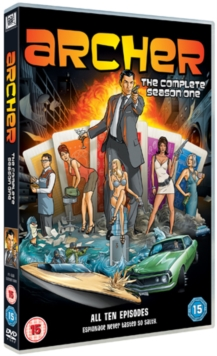 Archer: Season 1, DVD  DVD