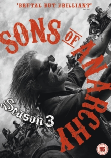 Sons of Anarchy: Complete Season 3, DVD