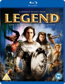 Legend, Blu-ray  BluRay