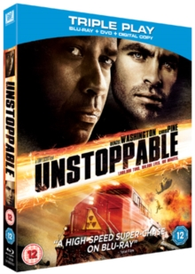 Unstoppable, Blu-ray