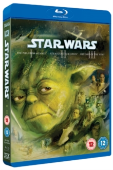 Star Wars Trilogy: Episodes I, II and III, Blu-ray